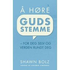 Høre Guds stemme - Shawn Bolz