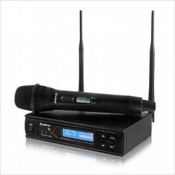 Chiayo trådløst mikrofon system SDR-6200 med håndholdt mikrofon