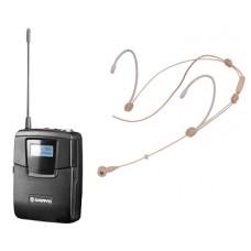 Chiayo trådløst mikrofon system SDR-6200 med bøylemikrofon