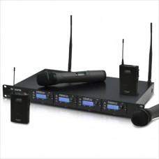 Trådløst mikrofon system Chiayo QR-4000N