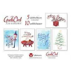 GudsOrd julekort pakke (241218)
