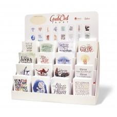 GudsOrd-kort (bordstand)